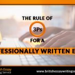 3ps-of-essay-writing
